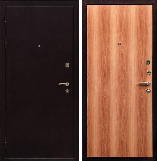 Дверь с порошковым напылением (5)