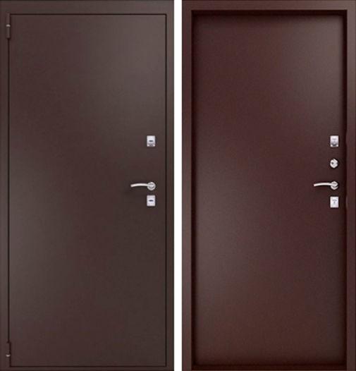 Дверь с порошковым напылением (8)
