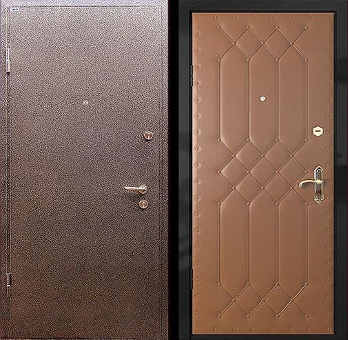 Дверь с порошковым напылением (9)