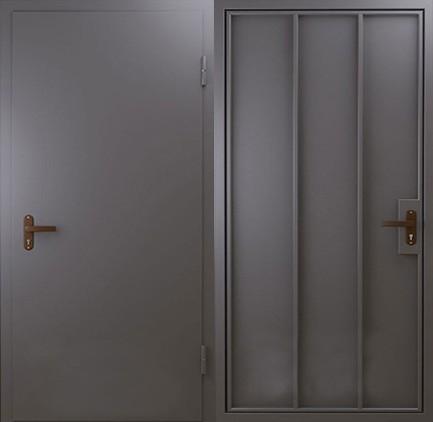 Дверь техническая (1)